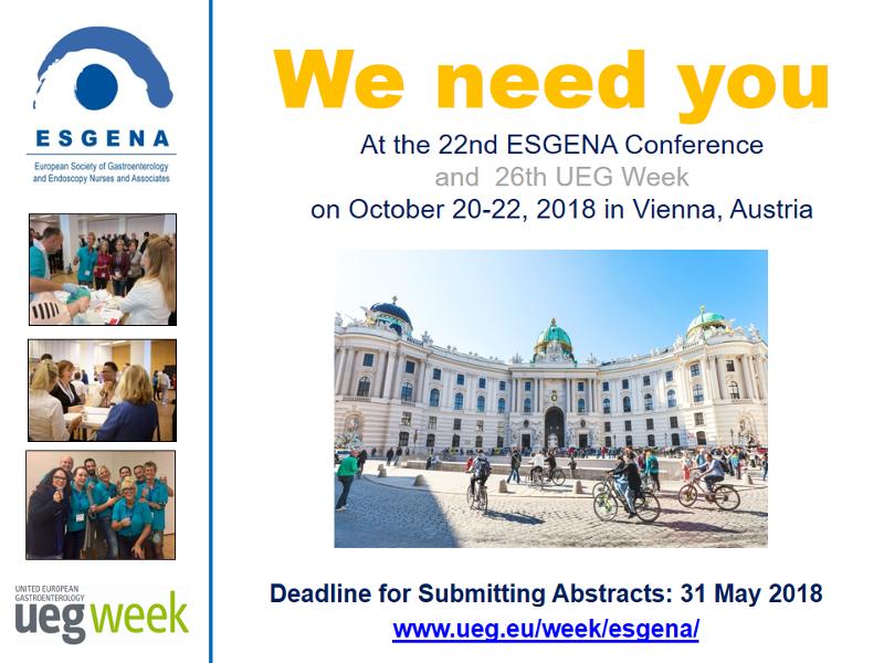 22nd ESGENA Conference